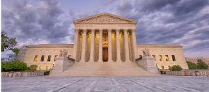 supreme-court-of-the-united-states-of-american-picture-id695120666